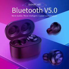 TWS Bluetooth 5.0 headphones Wireless Earphones Sport Headset for iphone Android