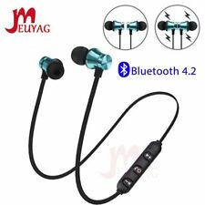 Wireless bluetooth Earphone sport headphone music headset Phone with Neckband