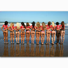250318 Hot Beautiful Ass Hot Sexy Model Girl Hip Butt Star WALL PRINT POSTER CA