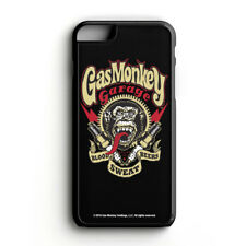 Official Gas Monkey Garage Spark Plugs Phone Cover I-Phone 5, 6, Sumsung mS5, S6