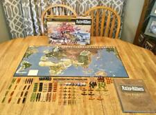 Axis & Allies 1941 WWII 100% COMPLETE Game Avalon Hill