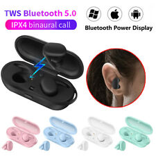 For Android/IOS Bluetooth 5.0 Wireless Earphones  In-Ear Earbuds Color Headset