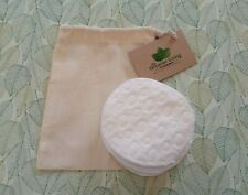 Eco Gift Soft Reusable Eye Make up Remover Pads Washable Makeup Face Wipes