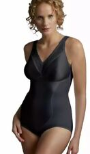 SWEGMARK SUPPORT CONTROL BODY SHAPER CORSELET COTTON UK 34 EU 75 B D 37570