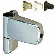 UPVC Door Flag Hinge Avocet ET3D Triad Adjustable For Double Glazing Doors