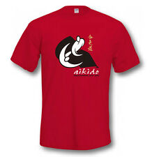 AIKIDO O Sensei Aikikai Foundation MARTIAL ARTS T SHIRT Sizes to 4XL
