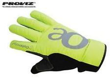 OUTEREDGE AEROTEX REFLECTIVE BIKE RIDING TRAINING GLOVES YELLOW BLACK OGL015