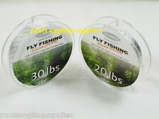 Fladen Fishing Dacron Backing Line 50m for Fly Line Reel 20 or 30 lb