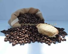 4 x 500g Coffee beans Flavoured, Normal Roast, Decaffeinated coffee or ground