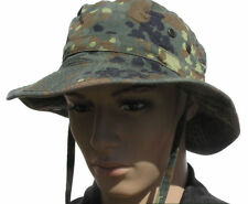 GENUINE GERMAN ARMY BUSH HAT FLECKTARN CAMO