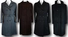 Traditional School Uniform Coats - Duffle Coats - Gabardine Belted Raincoats