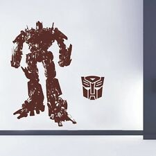 Top Design Transformers Wall Art Decal,mural decor,Wall Sticker - PD318