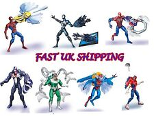 Hasbro The Amazing Spiderman Boys Toy 3.75 Inches Action Figures Brand New