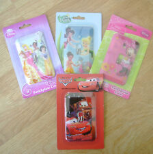 DISNEY LIGHT SWITCHPLATE COVER PRINCESS MINNIE MOUSE TINKERBELL FAIRIES CARS