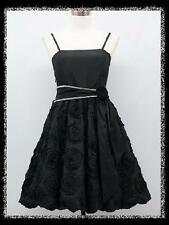 dress190 CLEARANCE BLACK JEWELLED SPARKLE ROCKABILLY PROM COCKTAIL PARTY DRESS