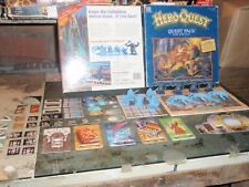 Heroquest Elf Quest Pack spare parts & tiles Hero Quest