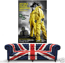 BREAKING BAD BRYAN CRANSTON Aaron Paul Movie Poster Giant Art Print Picture 053