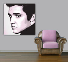 ELVIS PRESLEY - QUALITY PRINT ON CANVAS - Stylish Wall Art - Ready To Hang