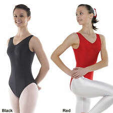Dance Leotard Angela RAD ISDT Ballet Tap Modern Nylon Lycra Dancewear Leotards