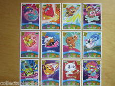 Series 3 Moshi Monsters Mash Up! cards: pick your Scratch 'N' Sniff cards