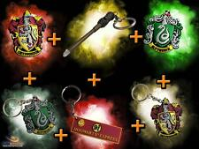 Harry Potter Magnets Keychains Keyrings UK Seller