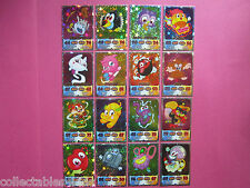 Series 4 Moshi Monsters Mash Up! cards: pick your Holographic cards