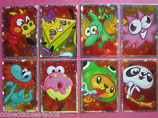 Series 4 Moshi Monsters Mash Up! cards: pick your Holographic/Foil Moshling Code