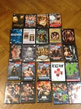 WWE WWF DVD neu RC 2 Vengeance 2001 2002 Invasion KOTR Rumble nwo Wrestling lot