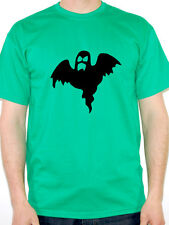 GHOST SILHOUETTE - Halloween / Scary / Zombies / Novelty Themed Mens T-Shirt
