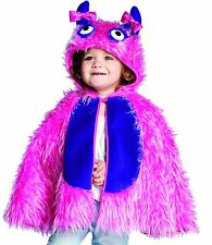 Kinder Kostüm Pink Monster supersüß Gr.104 116 Karneval Fasching