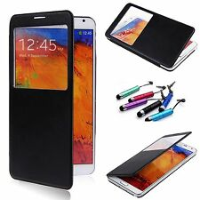 NOTE 3 FLIP CASE BATTERY COVER FOR SAMSUNG GALAXY NOTE 3 III 9000 9005 GREAT BUY