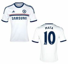 "Adidas Men's Chelsea Away Shirt 2013- 2014 ""Mata 10"" to the back, Size: XL"
