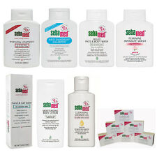 Sebamed Face and Body Clear Face Shampoo Shower Baby Lotion Feminine Wash Nails