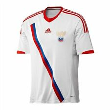 Authentic adidas Men's Russia Away Shirt 2012/13 , Size: XXL (2XL)