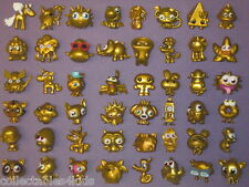 Series 1 Moshi Monsters Moshlings: pick your rare gold figures
