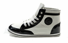 NEW WOMANS TRAINERS LADIES FASHION BLING  WINTER BOOTS SHOES SIZE 3,4,5,6,7