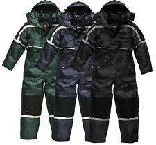Dickies Waterproof & Padded Coverall / Boilersuit / Tunnel Suit - WP15000
