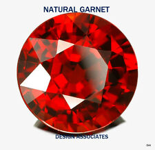 1.5 MM ROUND RED GARNET 20 PC SET ALL NATURAL AAA G1.5X20