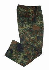 Quality German Army FLECKTARN CAMO Trousers All Sizes Military Camouflage Pants