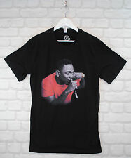 Actual Fact Kendrick Lamar Section 80 Rap Hip Hop Black Crew Neck Tee T-shirt