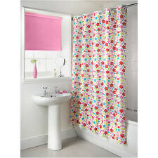 New Luxury Hookless ,Water Resistant Fabric Shower Curtain, 100 % polyester