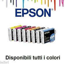 Cartuccia Originale EPSON T159 Per Stylus R2000 Ink Cartridge Start Set 1591