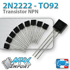 Transistor 2N2222A - NPN - TO-92  - Compatible Arduino