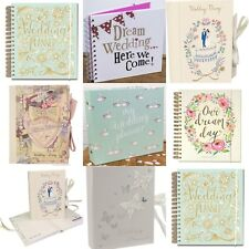 Wedding Planner Book (Diary/Journal/Organiser) Engagement Gift *Multi listing*