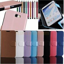 Stylish PU Leather Magnetic Stand Case Cover For Samsung Galaxy Note 2 II N7100
