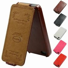 CELLULARE SAMSUNG GALAXY POCKET S3 S4 APPLE IPHONE 4 4S 5 5S FLIP COVER