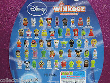 Disney Wikkeez (Disney Gogo's Crazy Bones) Series 1: pick your figures