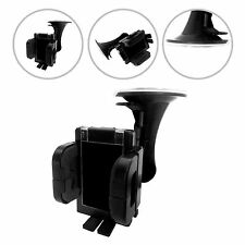 WINDSCREEN PHONE - 360° HOLDER CRADLE CAR MOUNT SUCTION FOR MOST MOBILE PHONES