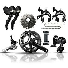 Shimano 105 5800 11 Speed Black Compact Groupset NEW