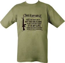 This Is My Rifle Quote T Shirt0 Results You May Also Like